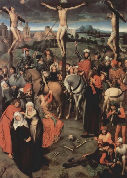 Автор: Ганс Мемлинг. 1491 год.