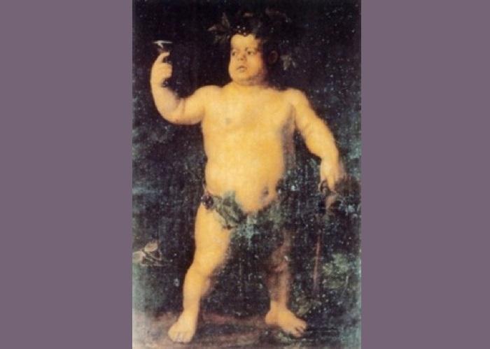 «Карлик по имени Морганте». Автор: Аньоло ди Козимо (Бронзино).