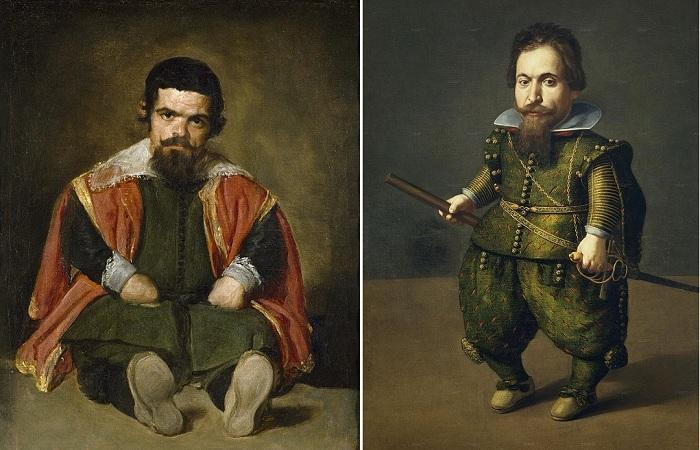 Известные карлики Средневековой Европы.