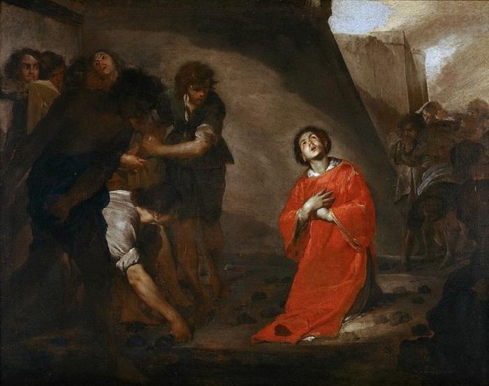 «Мученичество Святого Стефана».
