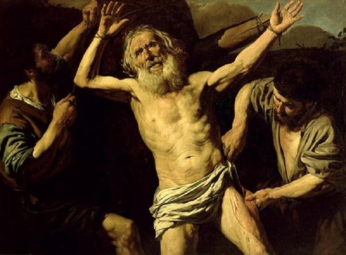 «Мученическая смерть Варфоломея».