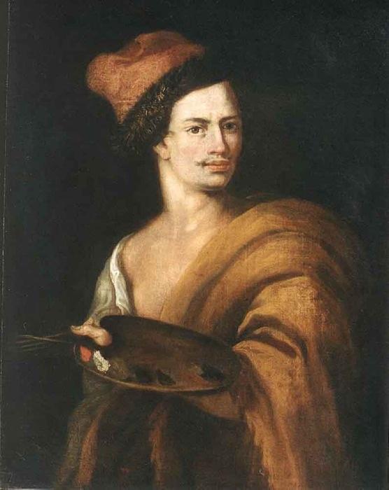 Портрет Адама Мануки.