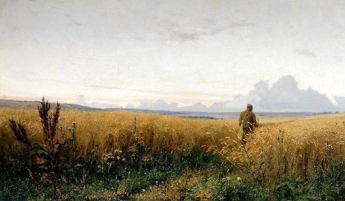«Путник». Автор: Григорий Мясоедов.