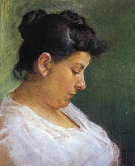 Мария Лопес. Автор: Пабло Пикассо.