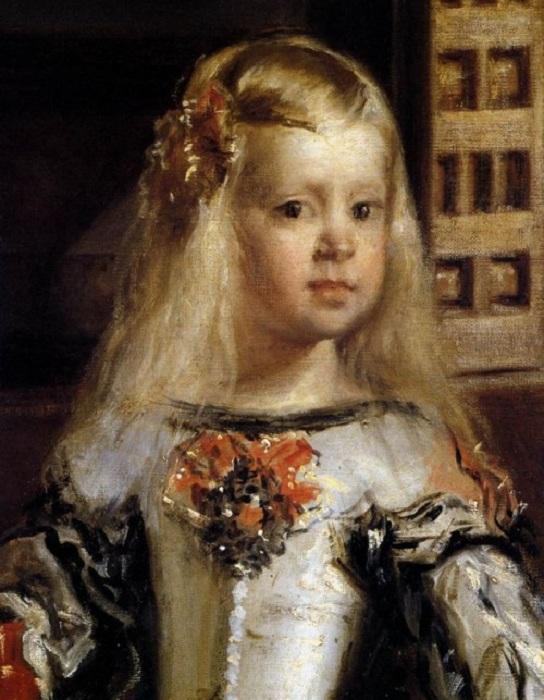 Диего Веласкес. «Менины» (Фрейлины). (1656 год). Королевский Музей Прадо. Автор: Диего Веласкес.