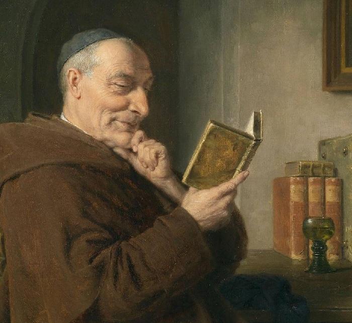 Увлекательное чтиво. Автор: Эдуард фон Грютцнер.