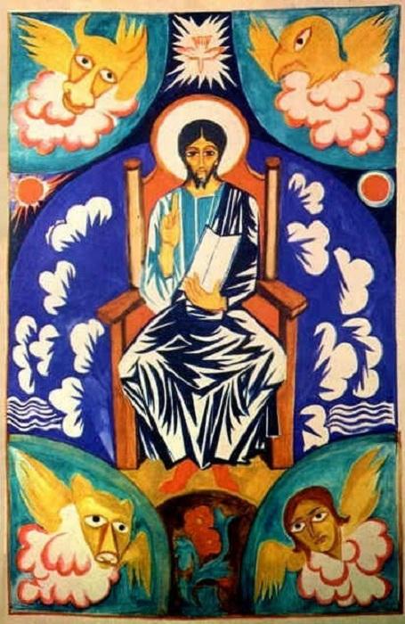 Иконография Н. Гончаровой.