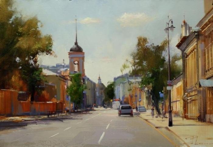 «Большая Ордынка». Автор: Шалаев Алексей.