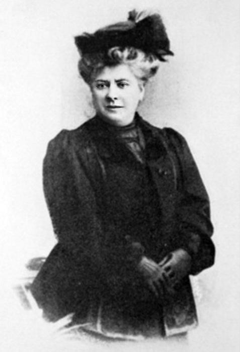 Мать Пабло Пикассо. Фото 1900 г.
