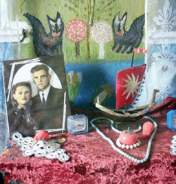 Полина и Николай Райко на фото.