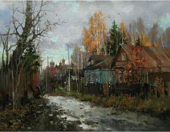«Осень». Автор: Алексея Савченко.