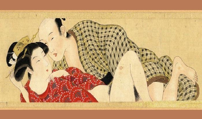 «Сюнга: откровенное искусство Японии»