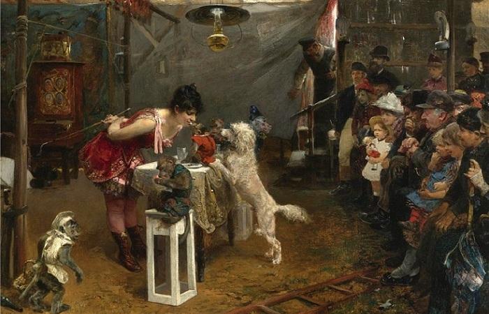 Многогранный мир цирка.