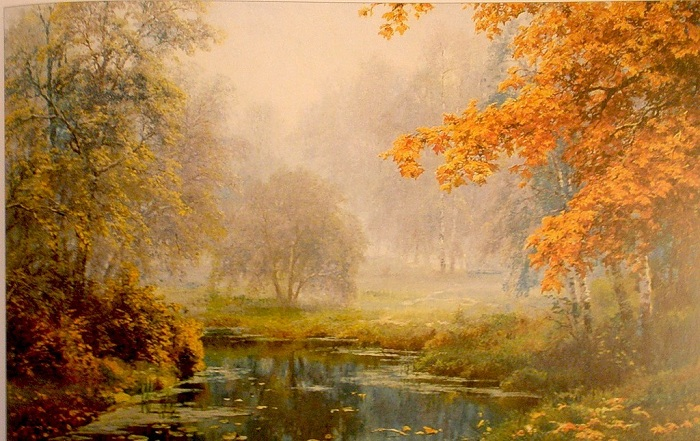 «Золотая осень» Автор: Иван Вельц.