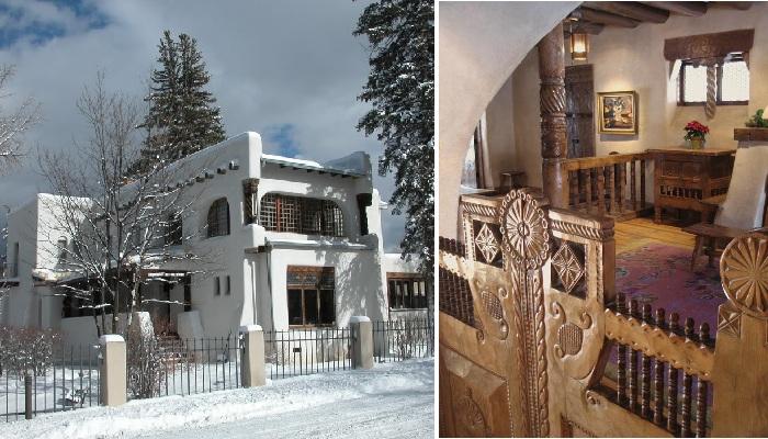 Дом, который построил Н.И.Фешин.