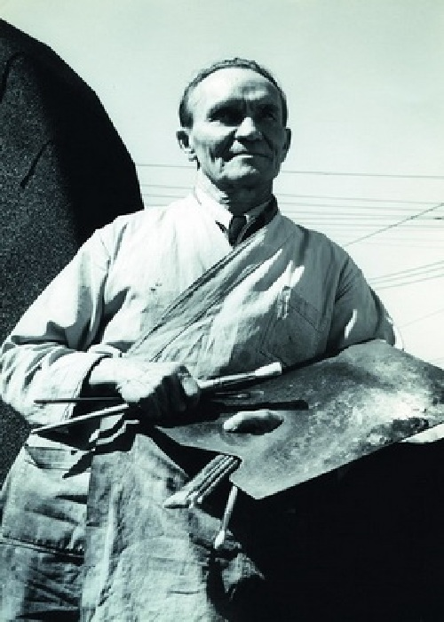 Николай Фешин.