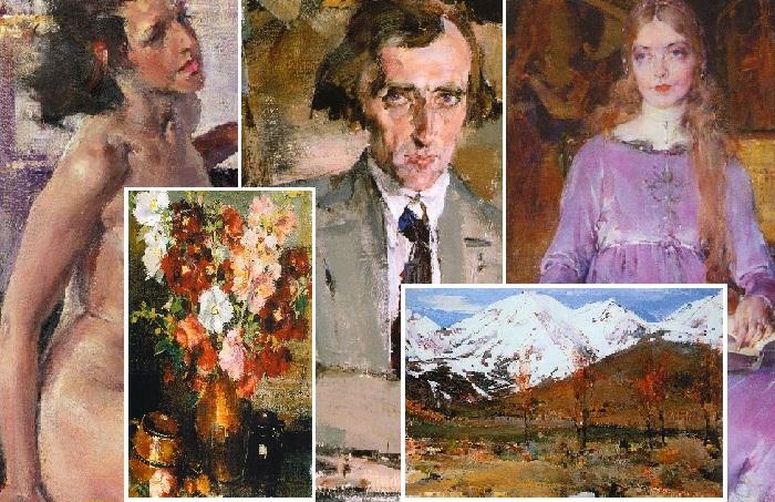 Творческое наследие русско-американского художника Николая Фешина от жанра «ню» портретов до портретов, натюрмортов, пейзажей.