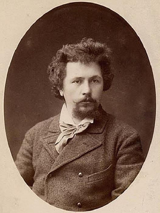 Фотография Р. Г. Судковского, 1885 год.