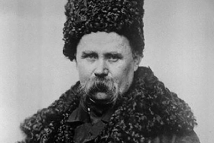 Прижизненное фото Тараса Шевченко.