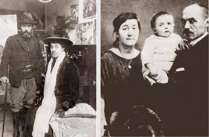 Семья ПетровыÑ-ВодкиныÑ.