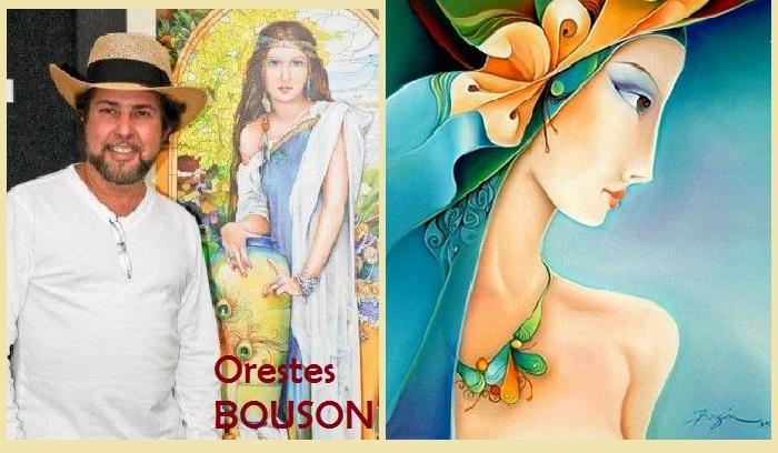 Oreses Bouzon - кубинский художник.