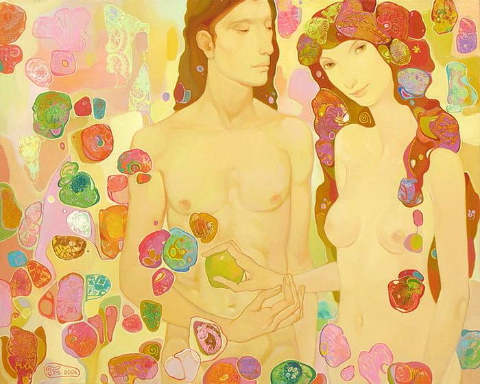 Живопись от Майи Рамишвили.