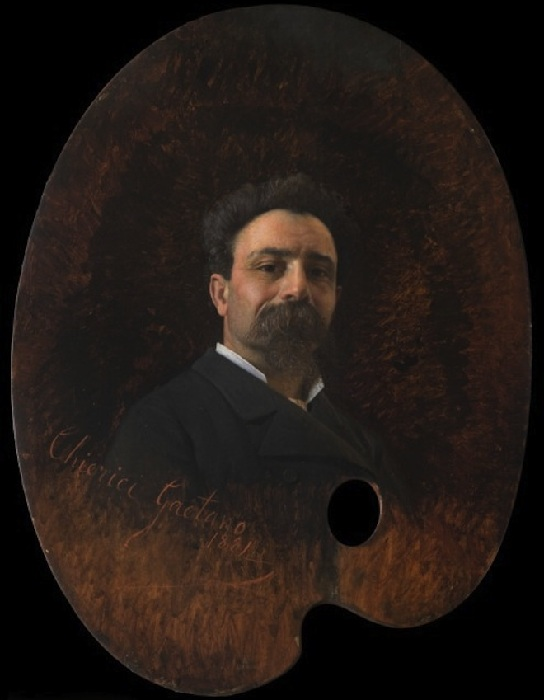 Гаэтано Чиерици (Gaetano Chierici) - итальянский художник 18 века.