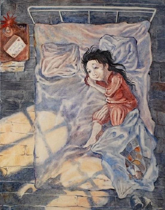 С добрым утром, дорогая. Фэнтези от Надежды Ильиной.