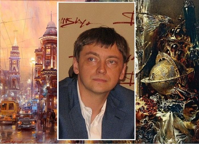 Иван Славинский - современный известный русский художник