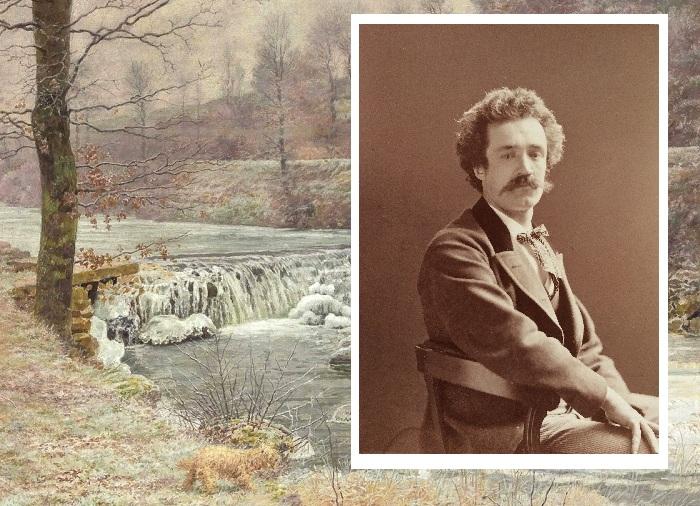 Фермен-Жирар - знаменитый французский живописец.