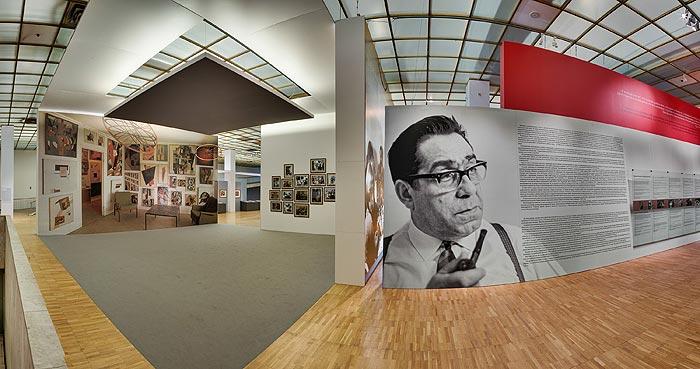 Выставка коллекции Костаки в Третьяковской Галерее к 100-летию со дня его рождения.