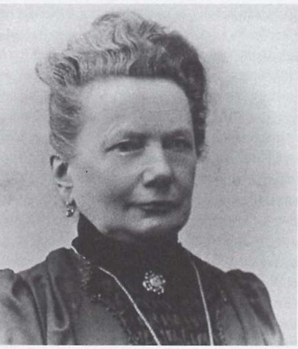 Марго Бегеманн.