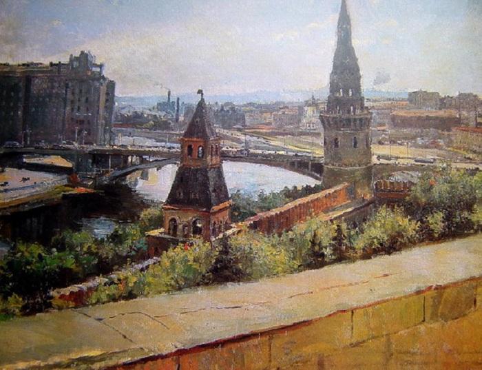 Большой каменный мост Автор: Д.А. Налбандян.