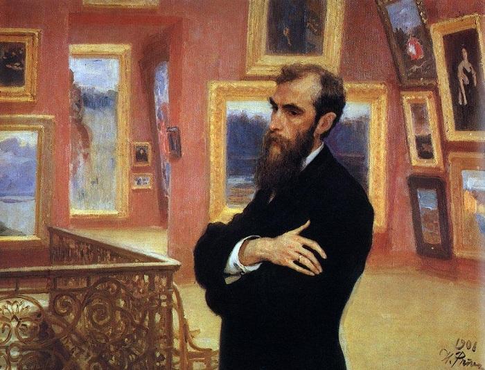 Павел Михайлович Третьяков.