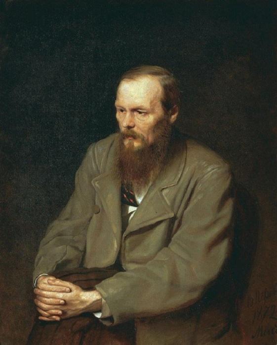 «Портрет Ф.М. Достоевского». (1872). Автор: Василий Перов.