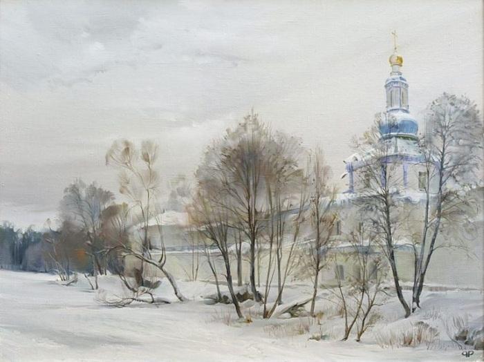 Песнь о Раифе. Автор: Роман Романов.