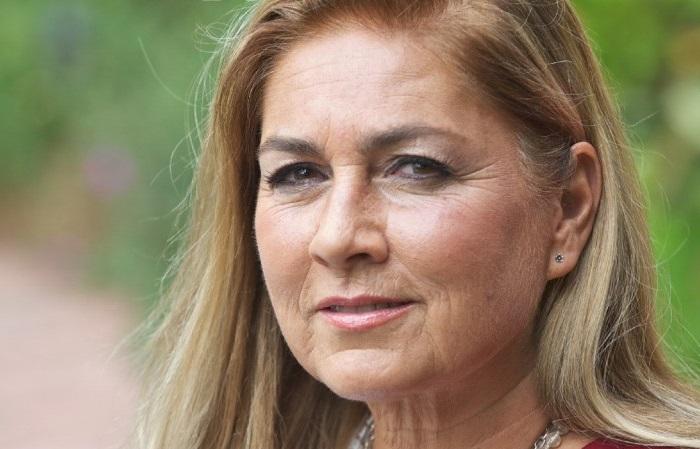 69-летняя Ромина Пауэр.