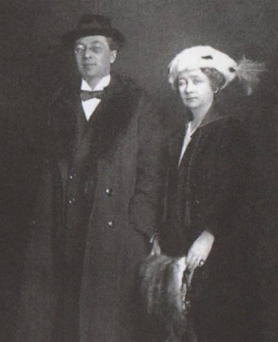 В.В. Кандинский и Габриэль Мюнтер.