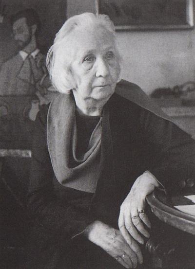 Немецкая художница Габриэль Мюнтер.