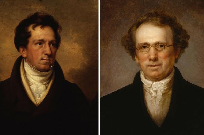 Чарльз Мэтьюз. /Генри Робинсон, 1806-1808 г.г. Автор: Рембрандт Пил.