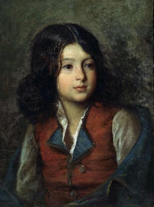 Мальчик-итальянец, Музей *Спасское*. Тула.