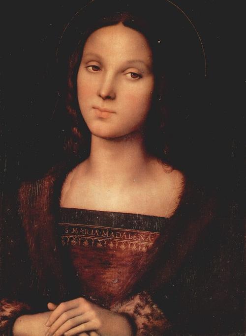 «Мария Магдалина». (ок.1500). Автор: Перуджино.
