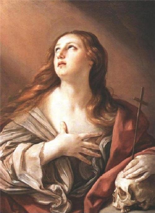 «Кающаяся Мария Магдалина». Автор: Гвидо Рени.