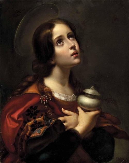 «Мария Магдалина». Автор: Carlo Dolci
