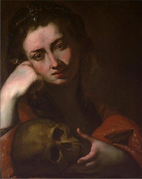 «Мария Магдалина». Автор: Джузеппе де Рибера.