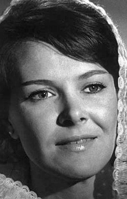 Лилия Бодрова.