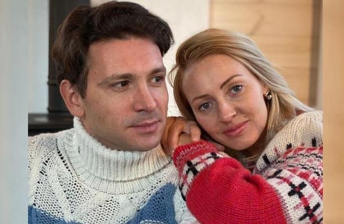Антон и Елена Хабаровы. | Фото: vokrug.tv.