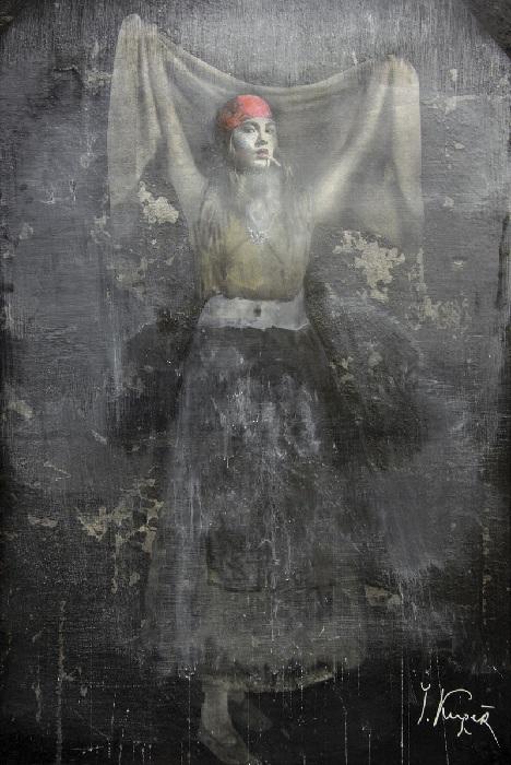 Кармен. Живопись от Юрия Купера.