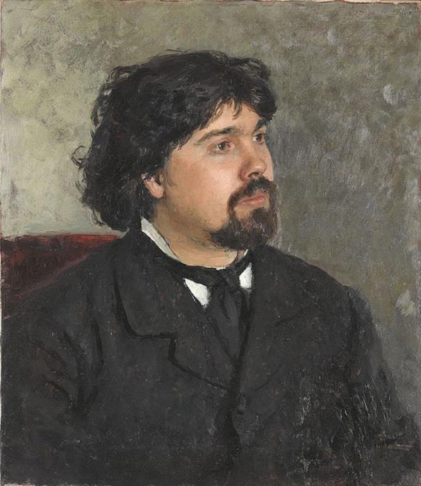 Василий Иванович Суриков.