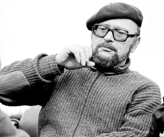 Ежи Гофман (Jerzy Hoffman) - польский кинорежиссер и сценарист.